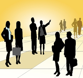 Speaker to audience -Business-People-2015093 Resized