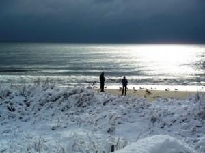 Winter Scene at LBTS